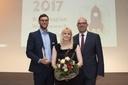 Preisverleihung Businessplan Wettbewerb 2018