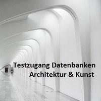 Testzugang Datenbanken - Architektur & Kunst