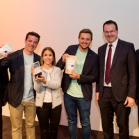 Business Plan Competition 2015: Prizes presented for innovative business ideas