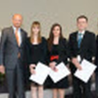 Graduation ceremony for students from the continuing education programmes