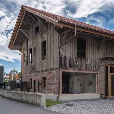 """Further information: Jurypreis """"Bestes Haus 2018"""" / Vorarlberg"""