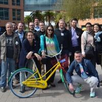 Liechtenstein EMBA students visit Stanford