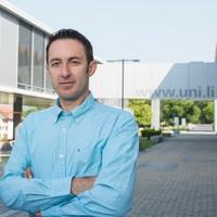 Professor at the University of Liechtenstein one of the top twenty in his subject