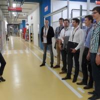 uni.li High Potentials visit the Hilti company