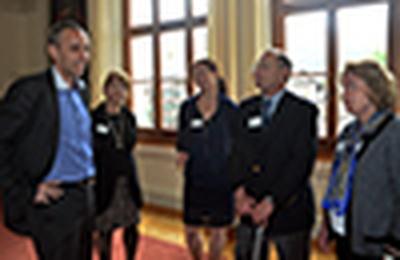 Yale GALE visits the University of Liechtenstein