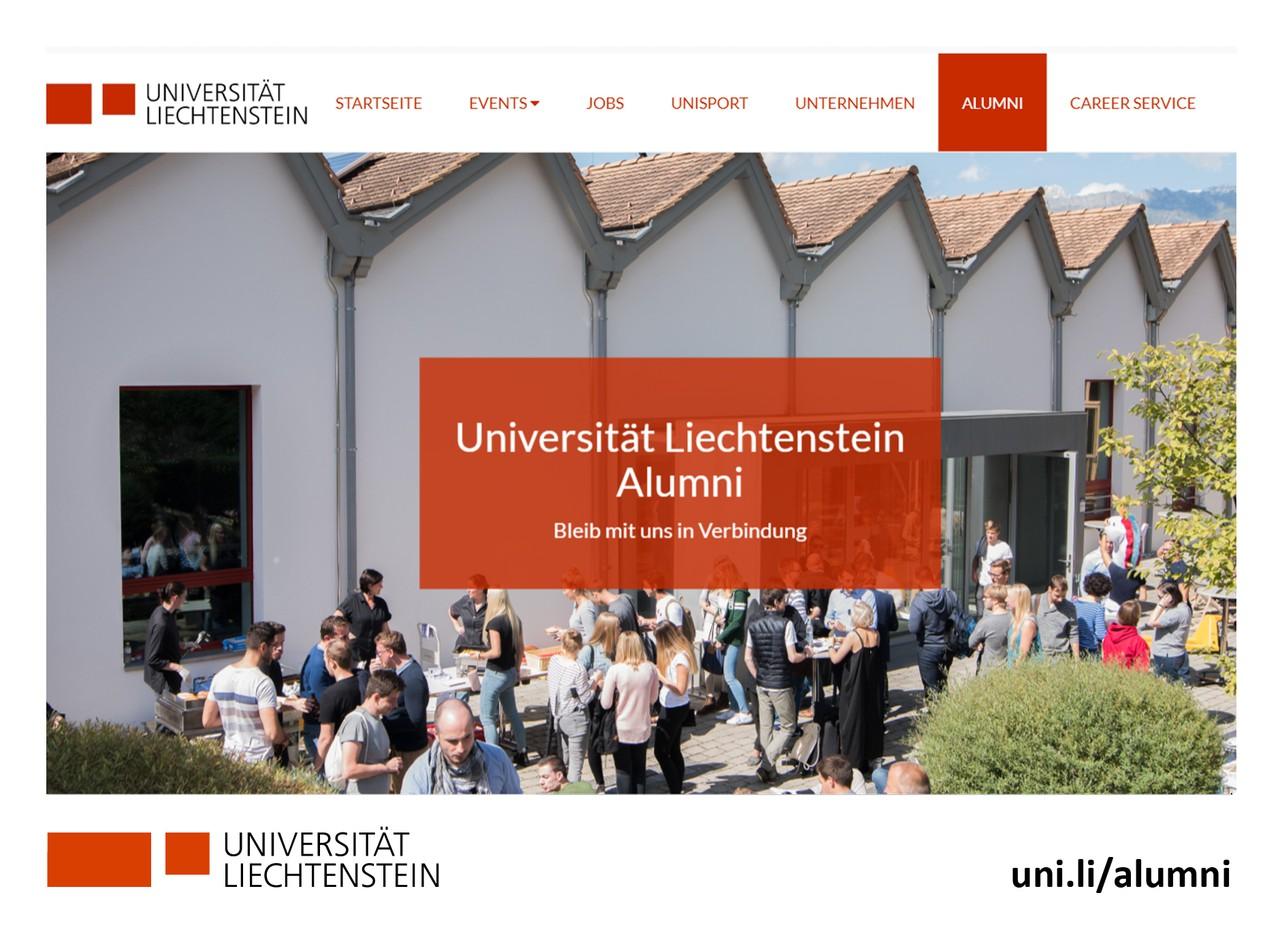 Alumni Plattform