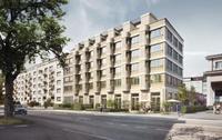 Bauprojekt - Hohlstrasse Zürich
